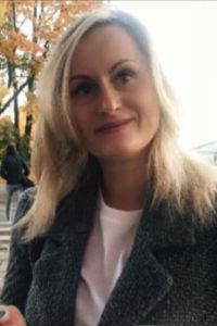Tatjana Greļa</br>Reiki 3. līmenis; Reiki dziednieka </br>sertifikāts Nr. 37 (2020.09.23); </br>Email: tatjanagrela@gmail.com. </br>Tel: 29690721